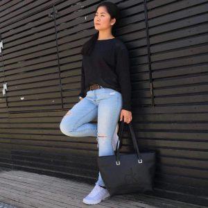 Vaness Matzen, organizor of Pinoy RunWay sep-2019